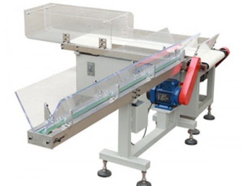 l shape straw gathering machine