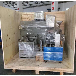 U shape drinking straw packing machine packaging