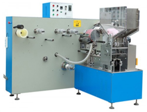 u shape tetrapak straw packing machine
